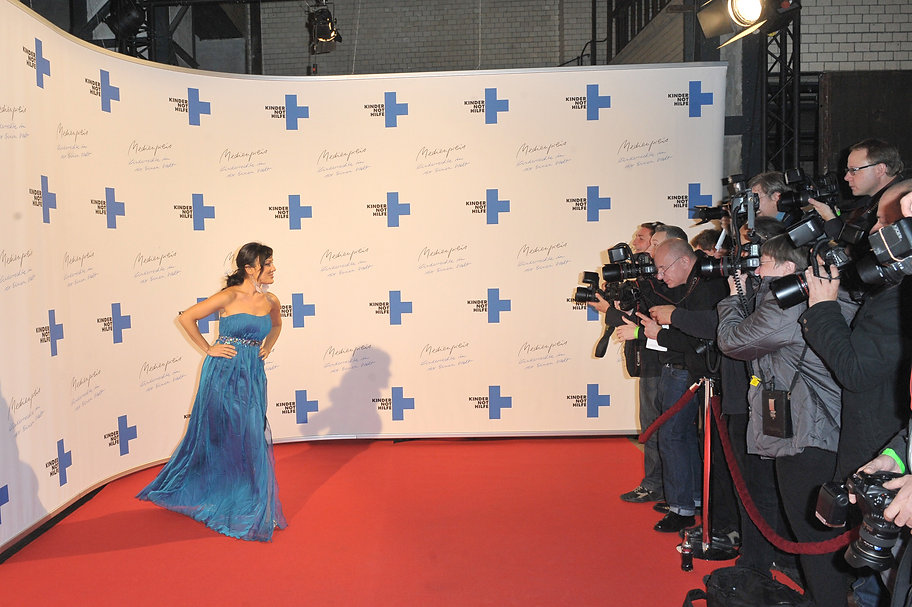 Miriam Pielhau, Red Carpet 2011.jpg