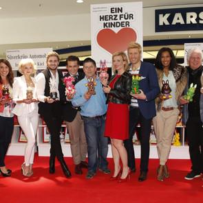 Promis Charity Osterhasen Kiel, 2014