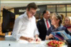Autogrammstunde mit Hr. Dr. Wimmer.jpg