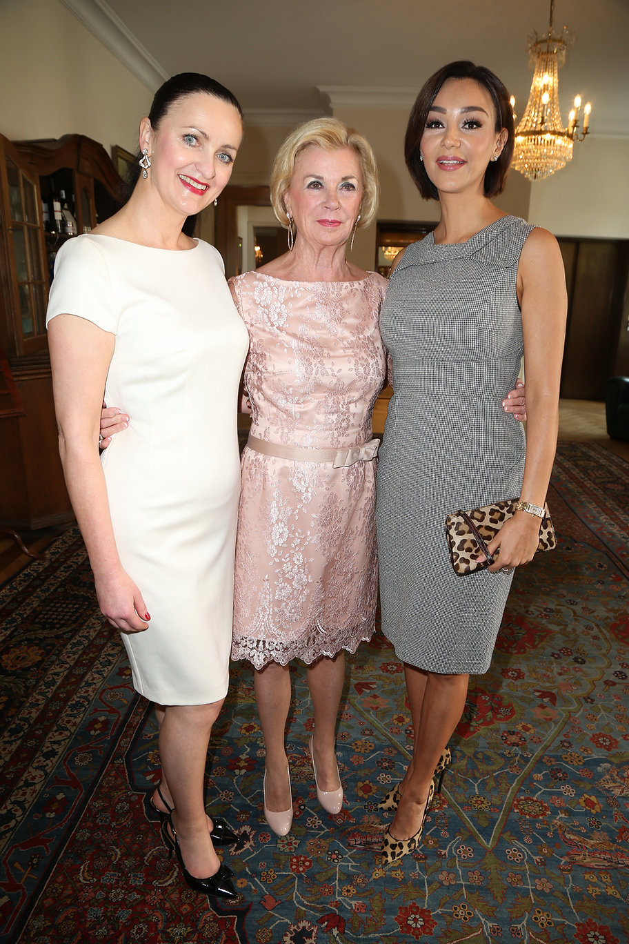 Brita Segger, Liz Mohn, Verona Pooth.JPG