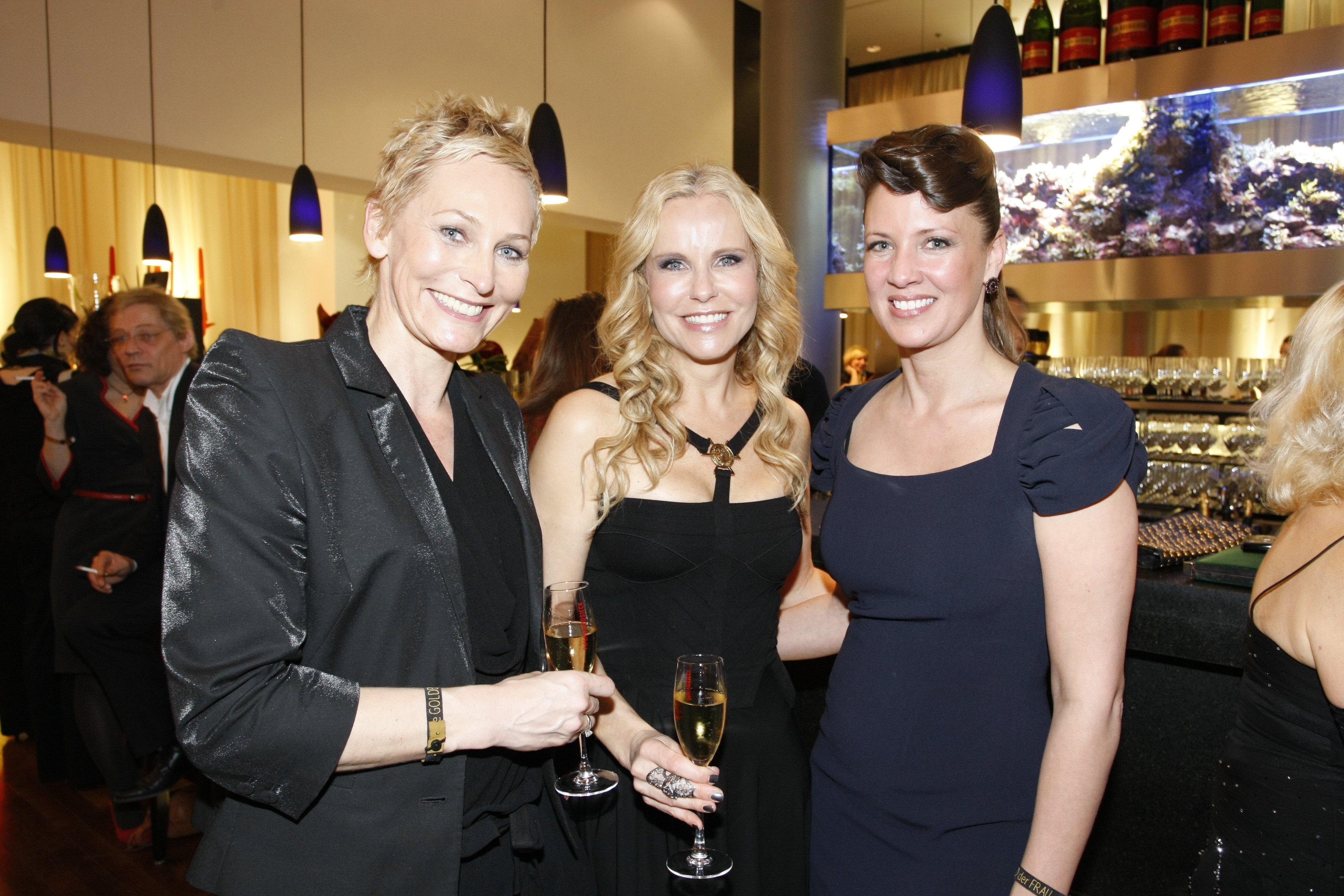 Bärbel Schäfer, Katja Burkard, Dana Schw
