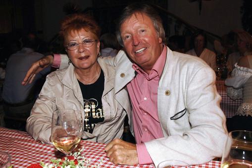 Werner Schulze Erdel mit Frau Sybille.jp