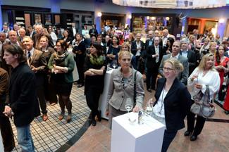 Businessgäste schätzen das Radisson Blu Hotel Bremen