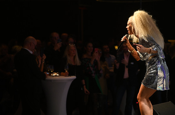 Live Act Sängerin Aneta Sablik
