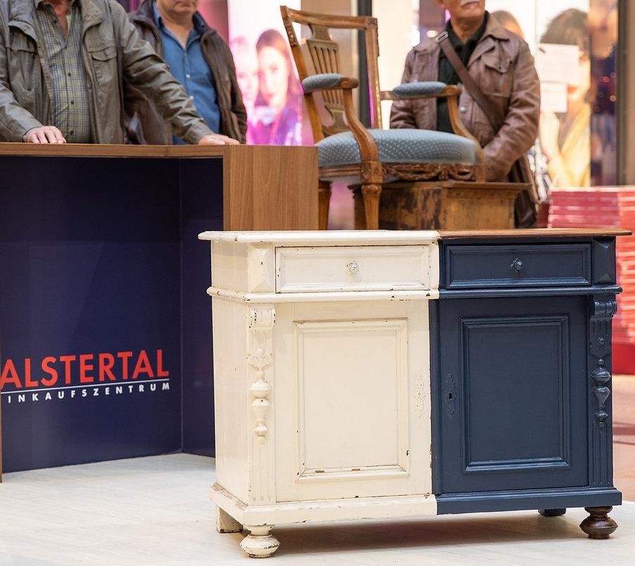 Vintage-Möbel im AEZ 2019