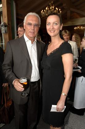 Franz Beckenbauer Brita Segger.jpg
