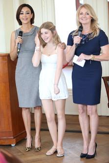 Verona Pooth, Jule Koehler, Frauke Ludow