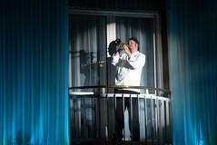 Michael Karge gab ein Trompeten-Solo.jpg