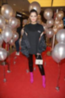 Model und GNTM-Gewinnerin 2015 Vanessa F