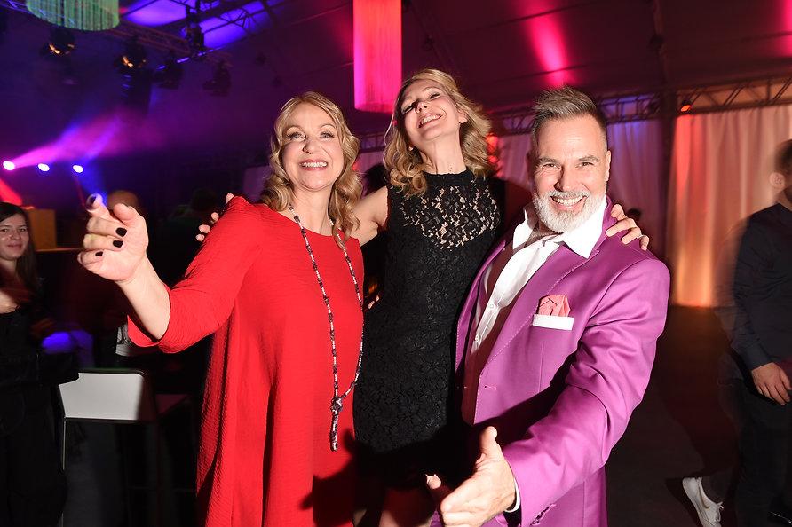 Sabine Kaack, Costanze Behrends,,Froonck