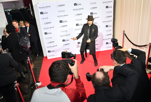 Red Carpet Udo Lindenberg