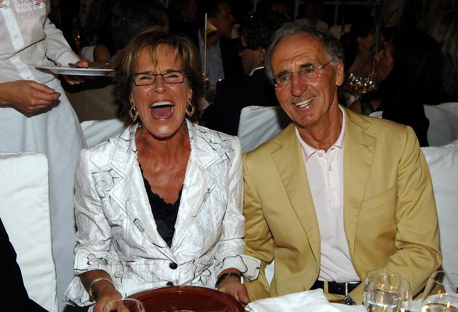 Walter Beckenbauer und Frau Undine.jpg