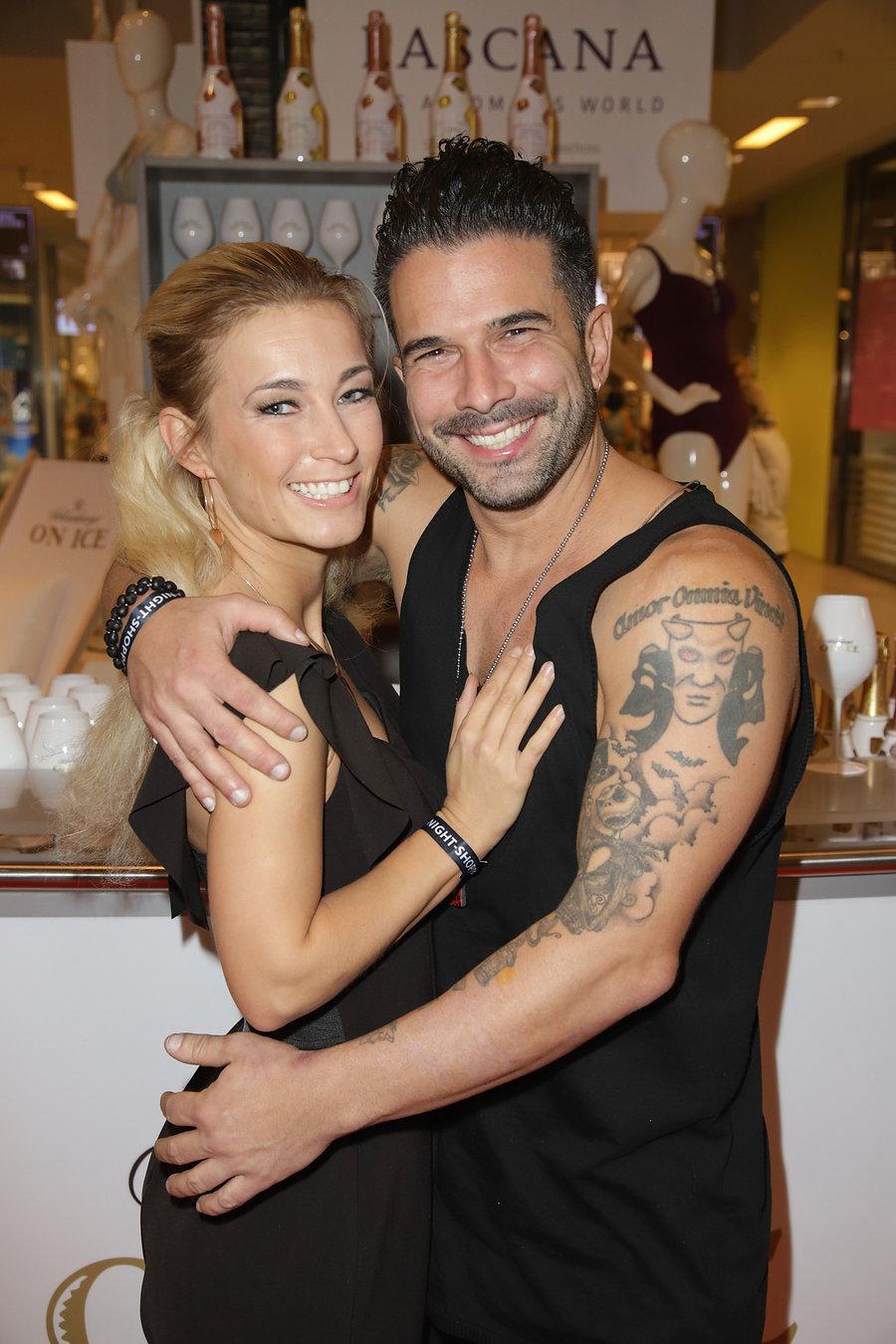 Marc Terenzi und Freundin Anja