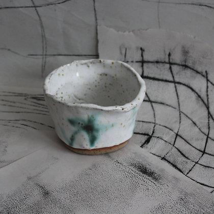 flower ghost pot