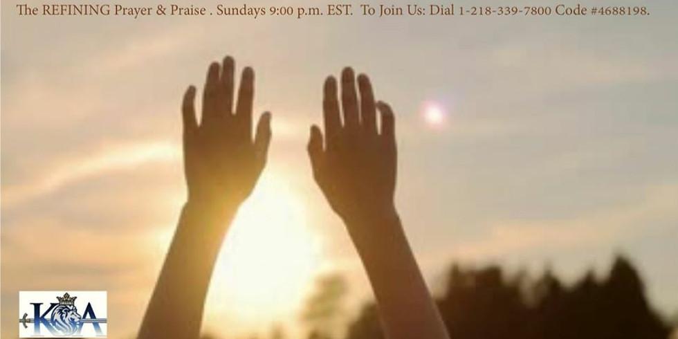 Refining Prayer & Praise