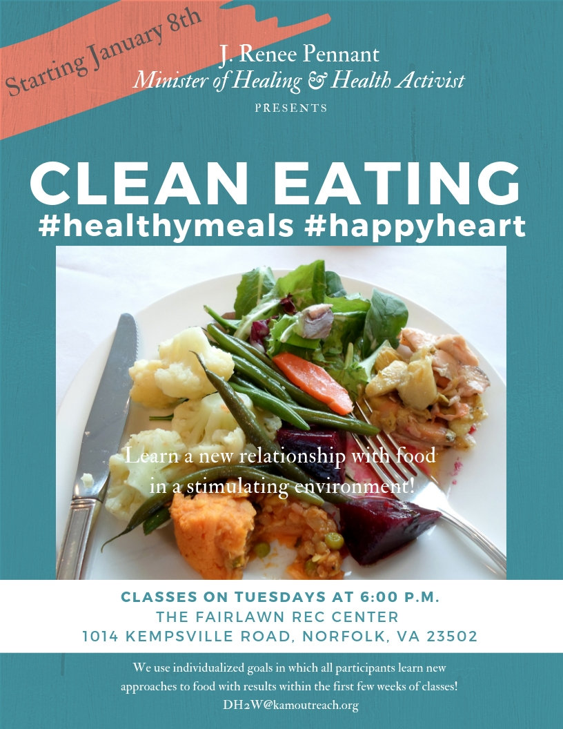 CLEAN EATING Classes