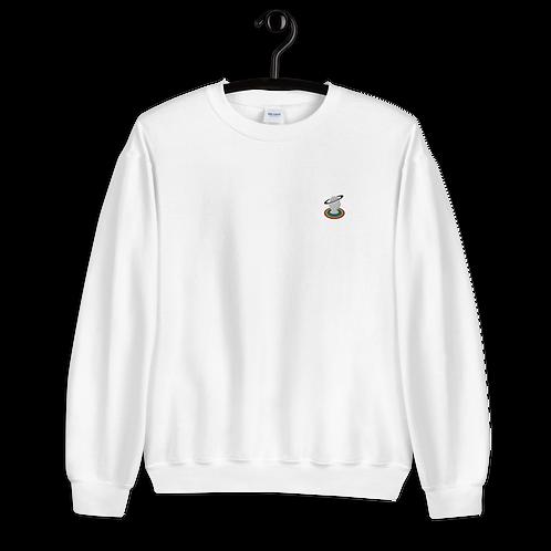 Rainbro Sweater (white)