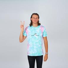 Tie Dye Wave Tshirt
