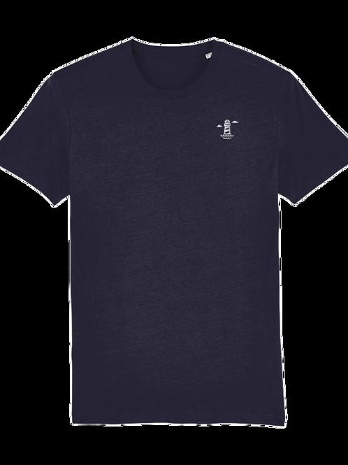 Needles Creator Tshirt French Navy