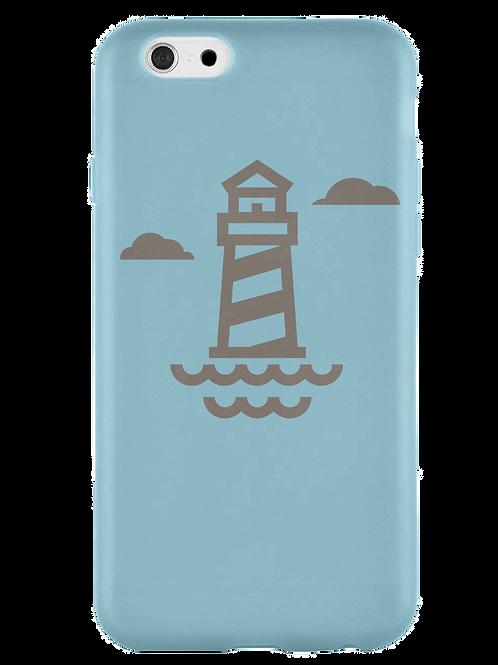 Needles Phone Case Atoll Blue