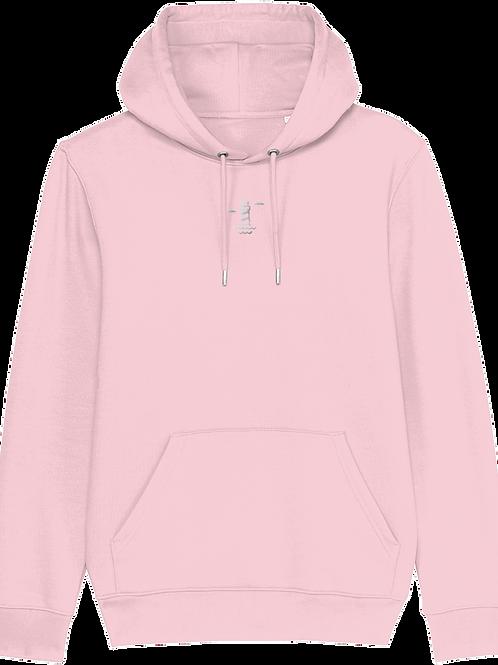 Needles Luxe Cruiser Hoodie Cotton Pink