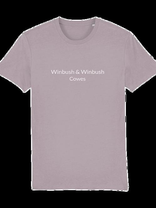 Cowes Creator Tshirt Lilac Petal
