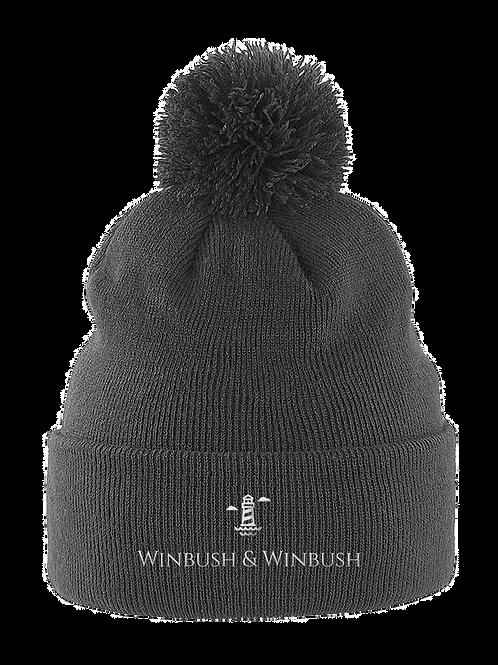Original Bobble Hat Graphite Grey