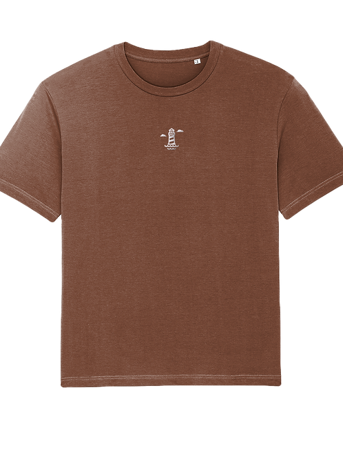 Needles Fuser Tshirt Caramel