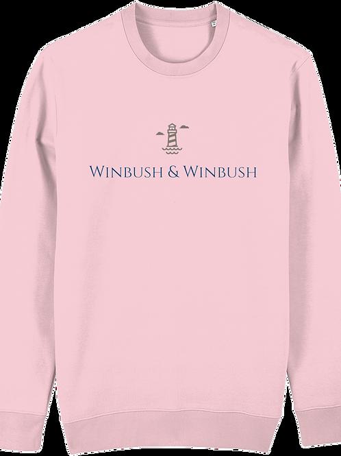 Original Changer Sweatshirt Cotton Pink