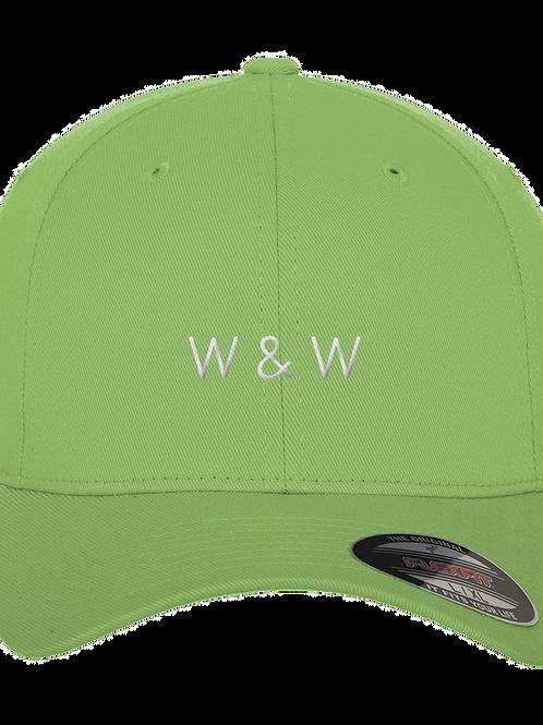W & W Baseball Cap Fresh Green