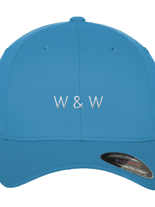 W & W Baseball Cap Hawaiin Ocean
