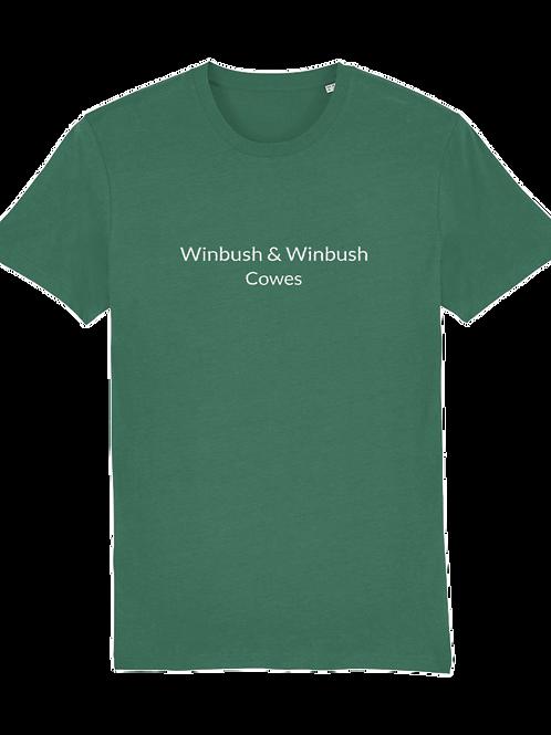 Cowes Creator Tshirt Varsity Green