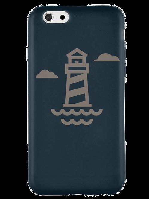Needles Phone Case French Navy