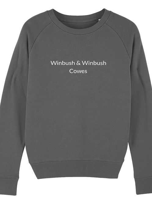 Cowes Tripster Sweatshirt Anthracite