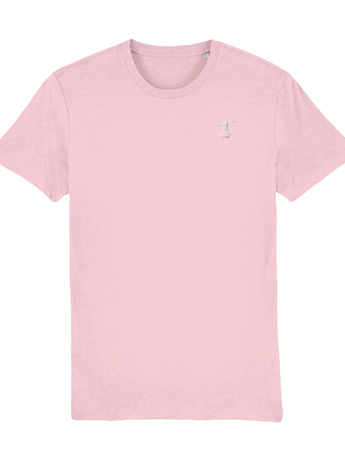 Needles Creator Tshirt Cotton Pink