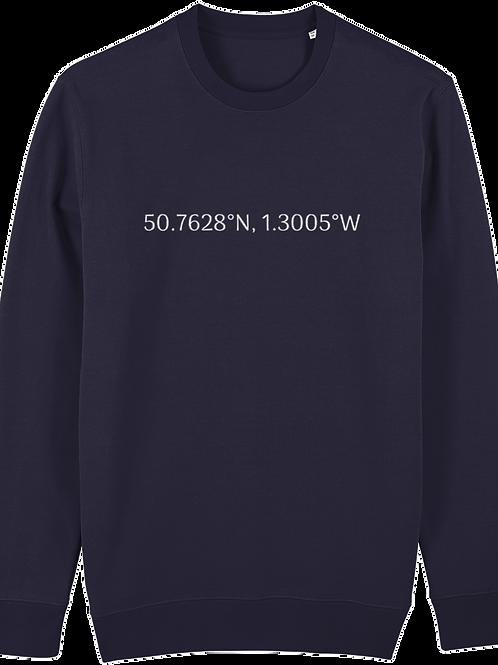 Coordinates Changer Sweatshirt French Navy
