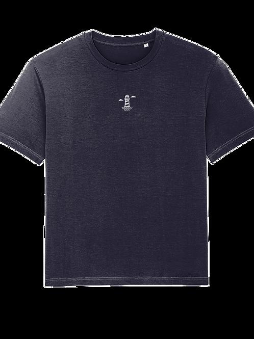 Needles Fuser Tshirt French Navy