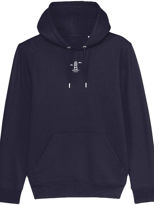 Needles Luxe Cruiser Hoodie French Navy