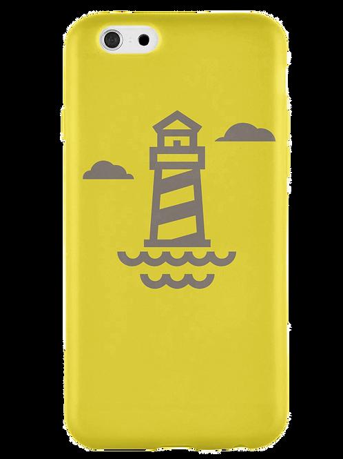 Needles Phone Case Lemon