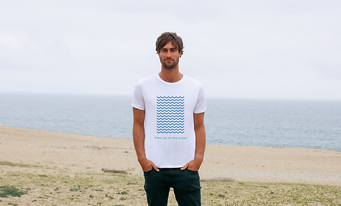 Take me to the ocean tshirt.png