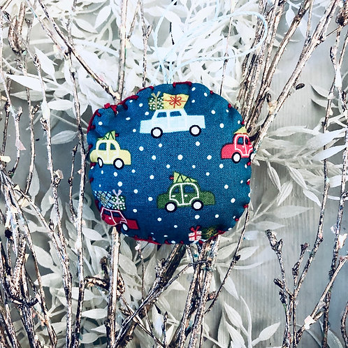 Driving Home For Christmas Bauble