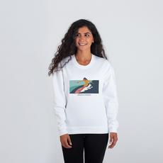 Surfer Girl Sweatshirt