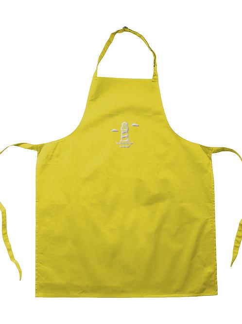 Needles Apron Mustard