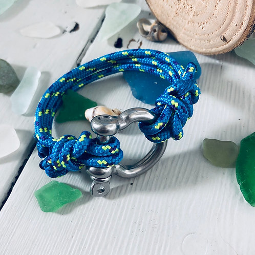 Solent Shackle Bracelet