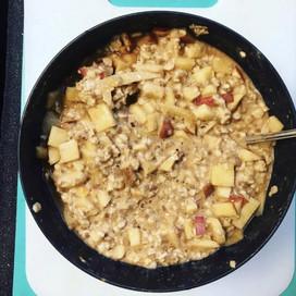 Dinner on a Dime: oats