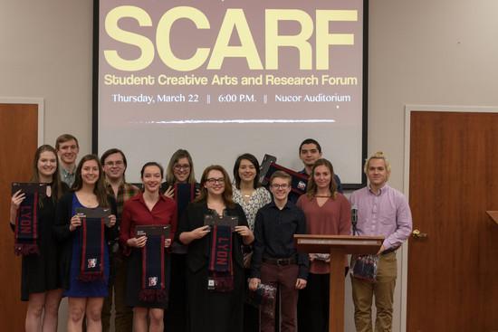 Mortar Board hosts SCARF