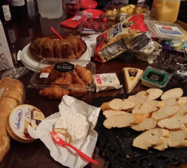 Fantôme du Monde (French club halloween party)