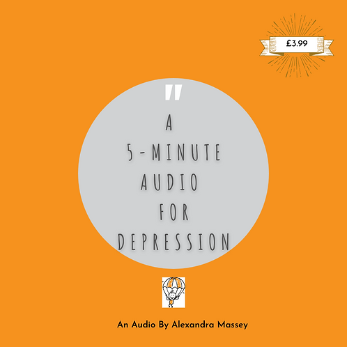 5 Minute Audio For Depression