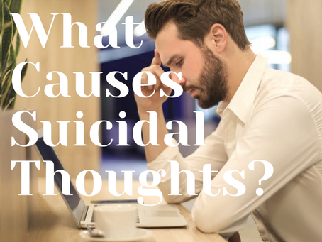 What Causes Suicidal Thoughts?