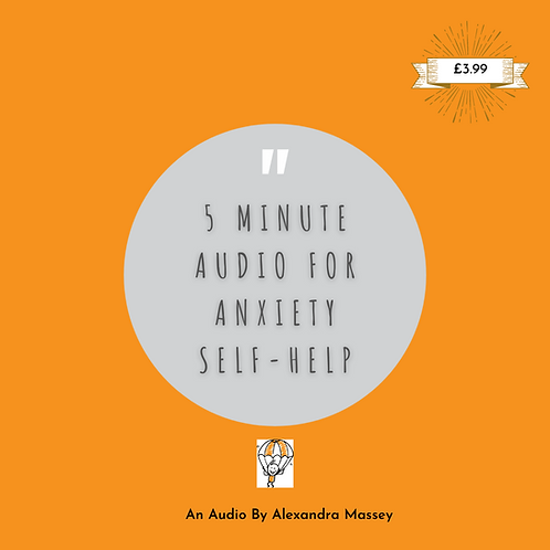 A 5 Minute Audio For Anxiety Self Help